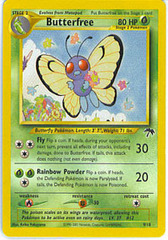 Butterfree - 9 - Promotional