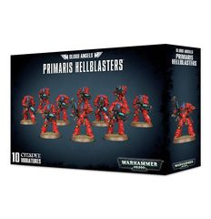 Blood Angels Hellblasters