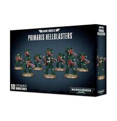 Dark Angels Primaris Hellblasters ( 44-73-N )