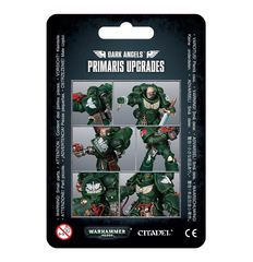 Dark Angels Primaris Upgrades ( 44-75 )