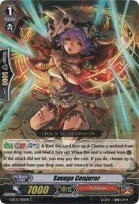 Savage Conjuror - G-BT13/083EN - C