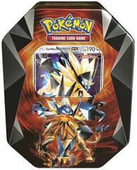 Pokemon Tins: Necrozma Prism - Dusk Mane Necrozma-GX on Channel Fireball
