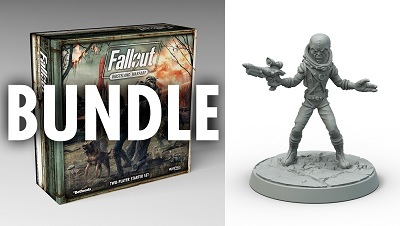 Fallout Wasteland Warfare: Pre-Order Bundle 1