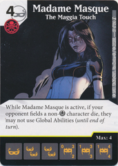 Madame Masque - The Maggia Touch (Die and Card Combo)