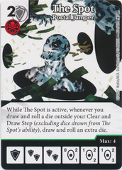 The Spot - Portal Jumper (Card and Die Combo) Foil