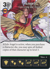 Angel - Carrying the Team! (Die and Card Combo)