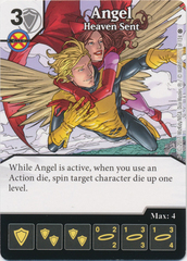 Angel - Heaven Sent (Die and Card Combo)