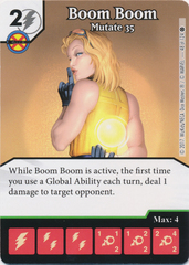 Boom Boom - Mutate 35 (Card Only)