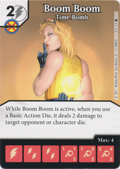 Boom Boom - Time Bomb (Die and Card Combo)