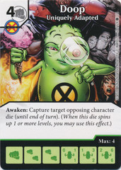 Doop - Uniquely Adapted (Die and Card Combo)