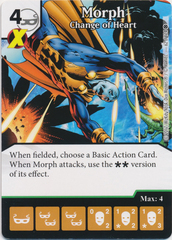 Morph - Change of Heart (Die and Card Combo)