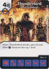 Thunderbird - John Proudstar (Die and Card Combo)