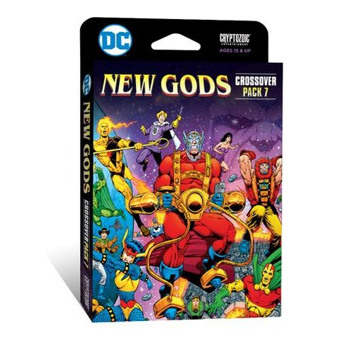 Dc Comics - Deck Building Game: Crossover Pack 7 New Gods