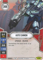 Auto Cannon (Sold with Matching Die)