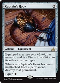Captains Hook - Foil