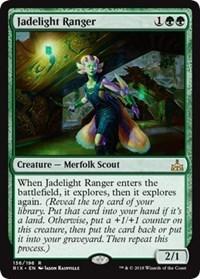 Jadelight Ranger - Foil