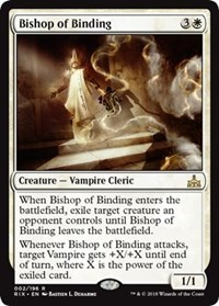 Bishop of Binding - Foil