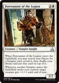 Forerunner of the Legion