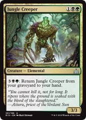 Jungle Creeper - Foil