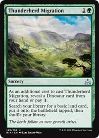 Thunderherd Migration - Foil
