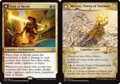 Path of Mettle // Metzali, Tower of Triumph
