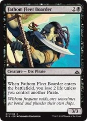 Fathom Fleet Boarder - Foil