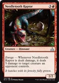 Needletooth Raptor - Foil