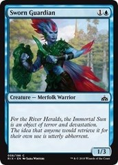 Sworn Guardian - Foil