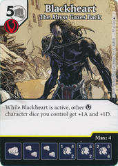 Blackheart - The Abyss Gazes Back (Card Only)