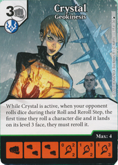 Crystal - Geokinesis (Card Only)