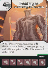 Destroyer - Confronting the Celestials (Card Only)