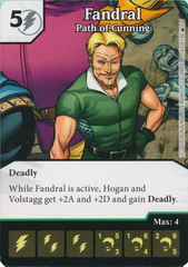 Fandral - Path of Cunning (Card Only)