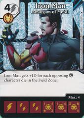 Iron Man - Amalgam of Metal (Card Only)