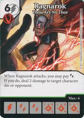 Ragnarok - Thou Art No Thor (Card Only)