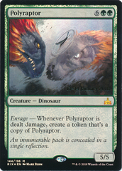 Polyraptor - Foil - Prerelease Promo