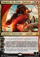 Angrath, the Flame-Chained (RIX Prerelease Foil) 13-14 January 2018