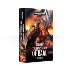 Space Marine Conquests: Devastation Of Baal (Pb)