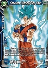 Comrades Combined Son Goku - EX01-01 - EX