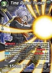 Time Patrol Trunks (Foil) - EX02-01 - EX