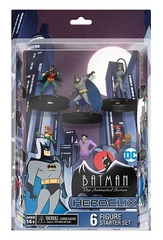 Dc Comics Hc: Batman Animated Series Starter