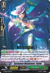 Cyclamen Musketeer, Favila - G-EB02/067EN - C on Channel Fireball