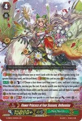 Flower Princess of Four Seasons, Velhemina - G-EB02/004EN - GR on Channel Fireball