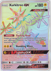 Xurkitree GX - 160/156 - Secret Rare