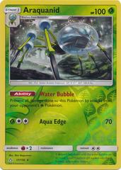 Araquanid - 17/156 - Rare - Reverse Holo