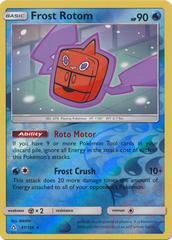 Frost Rotom - 41/156 - Rare - Reverse Holo