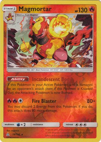 Ultra Prism Rev Holo MINT Pokemon BUNEARY 106//156