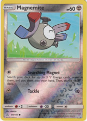 Magnemite - 80/156 - Common - Reverse Holo