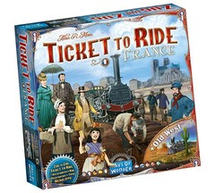 Ticket to Ride Map Collection: Volume 6 - France & The Old West