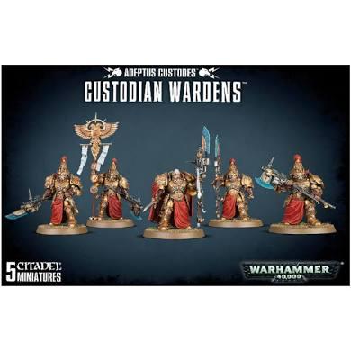 Adeptus Custodes Custodian Wardens