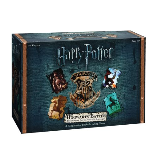 Harry Potter Hogwarts Battle - The Monster Box Of Monsters Expansion #1